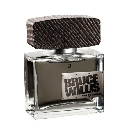 Pánsky parfum LR Bruce Willis  - 50ml